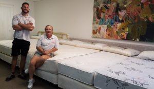 Mattress shop Zeno relocates in Fort Lauderdale