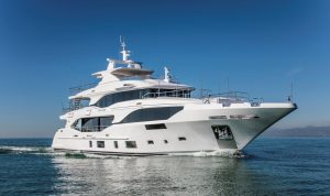 Benetti delivers Eurus, Good Day