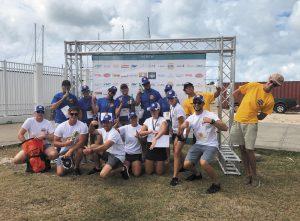 Odessa crew top in teamwork, agility