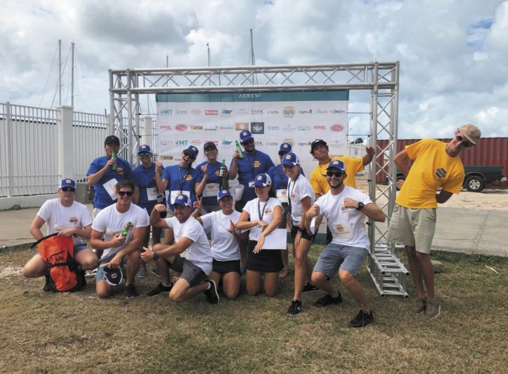 Odessa crew top in teamwork, agility