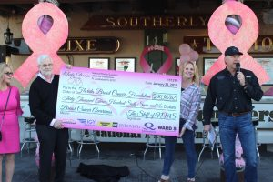 Industry raises $30,000 for cancer support