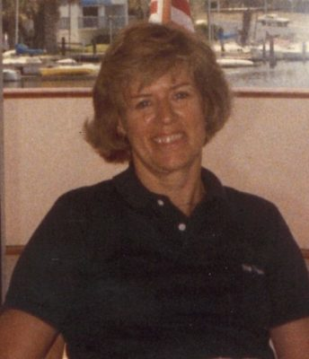 Former Chief Stew Johanna Mueller dies