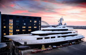 Oceanco acquires refit yard