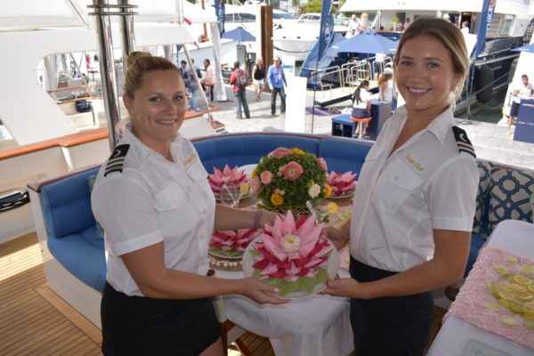 PBIBS19: Stews over the top for table competition during Palm Beach show