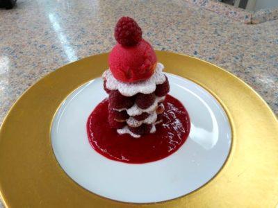 Top Shelf: Sweets' Violet Gelato Gingersnap Short Stack