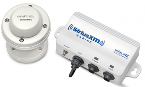 Furuno teams up with SiriusXM on NavNet receiver