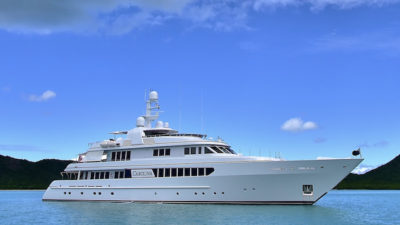 News in the brokerage fleet: Carolina, Status Quo sell; Valerie listed