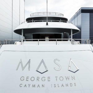Heesen launches 50m Masa
