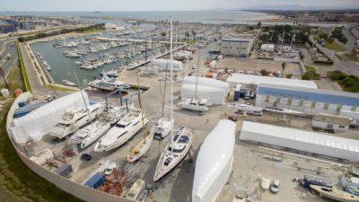 Valencia yard to add 300-ton travel lift