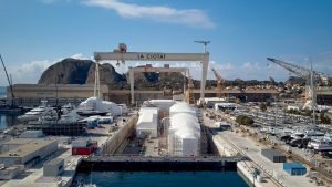 MB92 La Ciotat extends use of dry dock to 2022