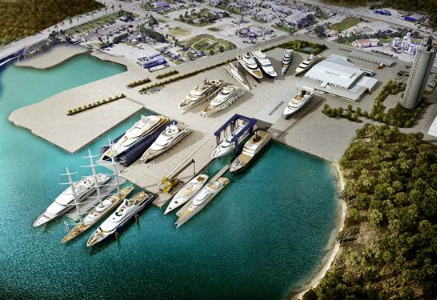 Derecktor inks deal for large yacht yard in Ft. Pierce