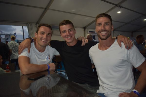 PBIBS19: Captains and crew gather for Palm Harbor Marina appreciation party