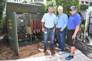 PBIBS19: Did you hear that? Quiet comes as generators go from Palm Beach show