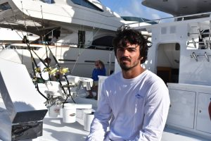 PBIBS19: Fish first, yacht second on Mary P