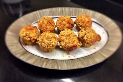 Top Shelf: RT's Blueberry Muffins