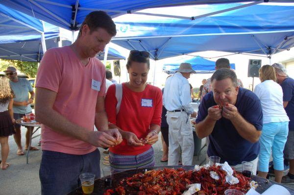 Industry enjoys Cajun spice at Triton networking with V-Kool