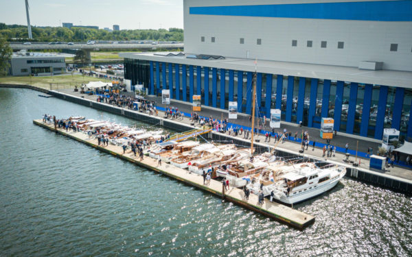 Feadship opens new yard