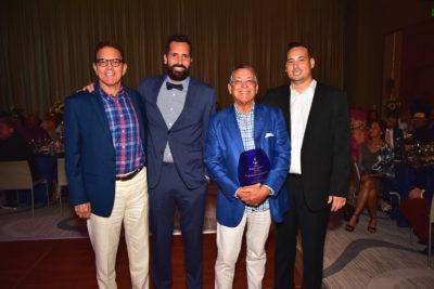 Denison family honored for legacy
