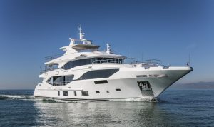 Benetti delivers 35.5m Good Day, 29m Baya