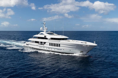 Latest in the brokerage fleet: New Heesen sells; Dorothea III listed