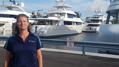 Triton Networking to visit the new Seahaven Marina