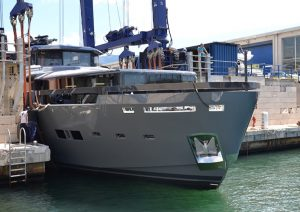Arcadia launches two yachts
