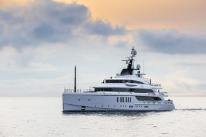 Benetti delivers 63m Metis