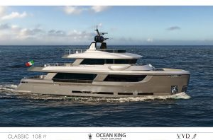 Ocean King announces new model