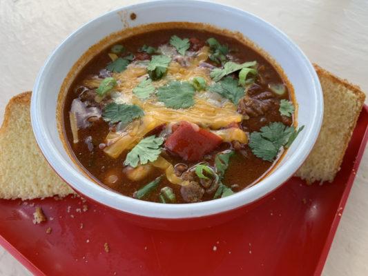 Crew's Mess: Crockpot Chili Con Carne
