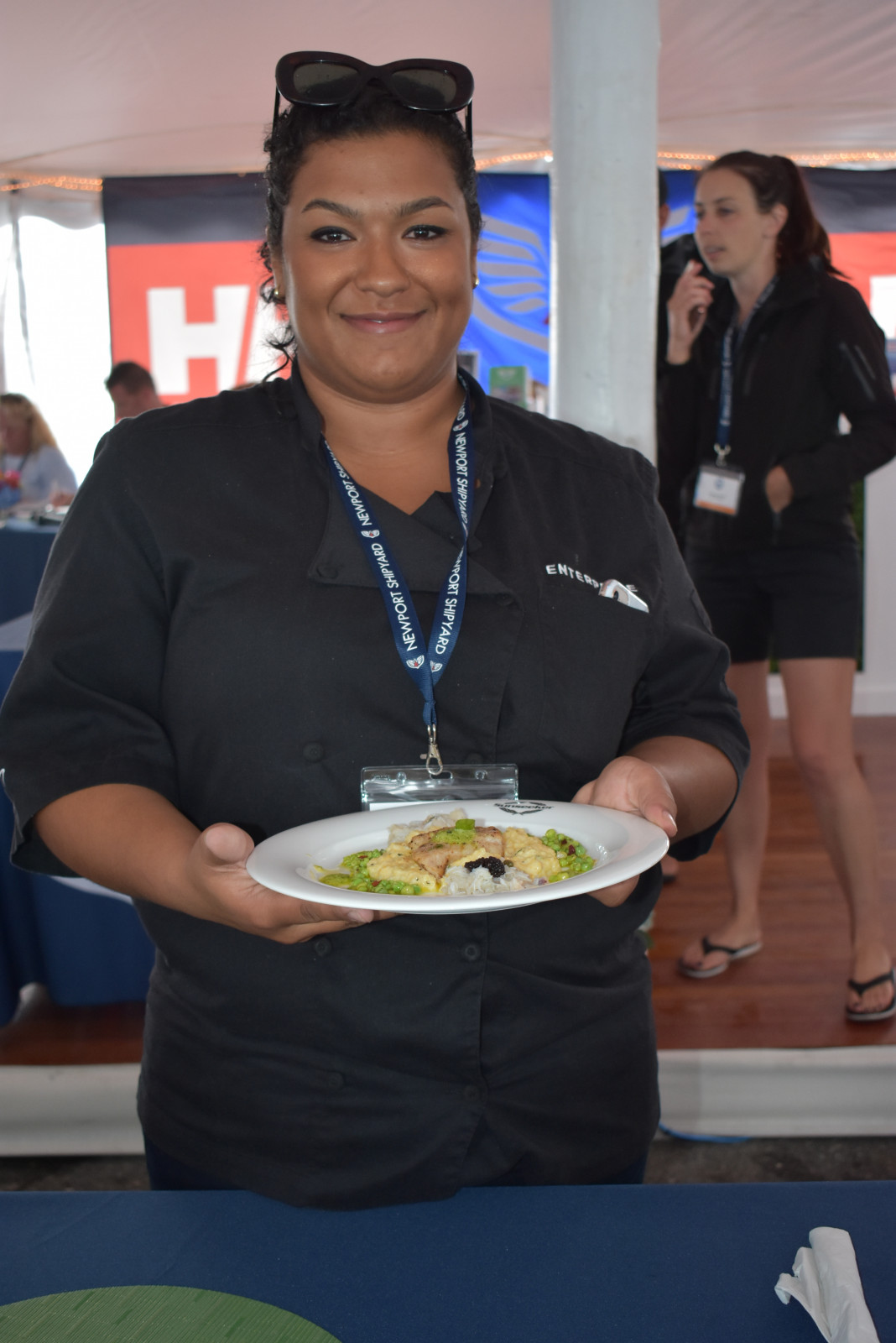 Newport19: MY Enterprise chef wins competition