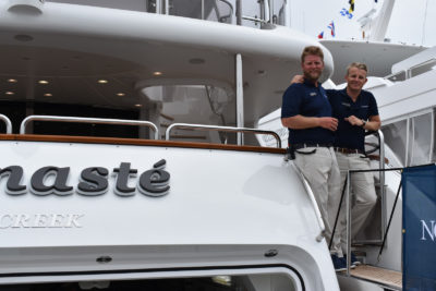 Newport19: Charter show opens today