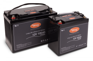 WhisperPower introduces new battery