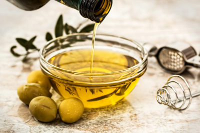 Take It In: A few spoonfuls of olive oil a day can help to keep disease away