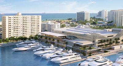 Large yacht focus for Las Olas Marina development in Fort Lauderdale