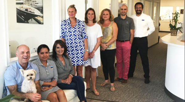Hill Robinson relocates Lauderdale office