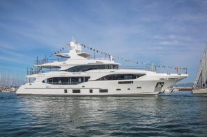 Benetti delivers three