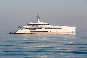 Latest in the brokerage fleet: Benetti new build sells; Cecelia listed