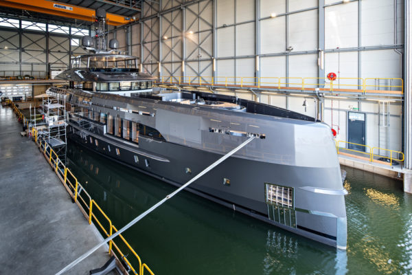 Heesen launches Project Boreas