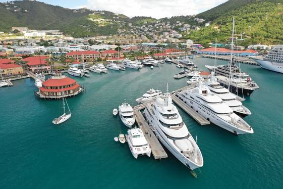 US customs in St. Thomas relocated