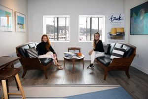 Front Street Shipyard opens new lounge, showroom
