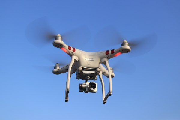 Secure at Sea: As drone risk increaes, security plan essential