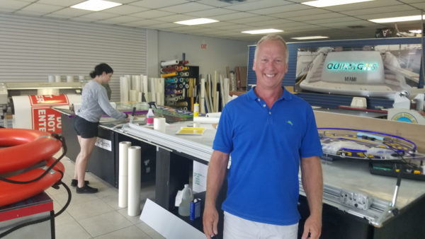 Quiksigns gets new owner, home