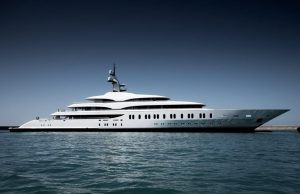 Benetti's largest yacht sets sail