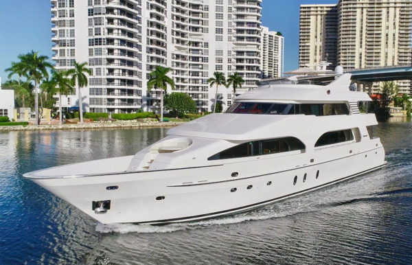Latest in the brokerage fleet: D-Fence sold; Perla listed