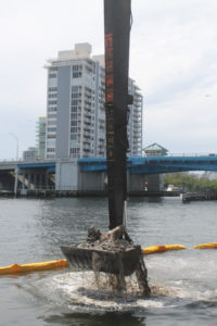 Deeper water to allow for larger yachts at Fort Lauderdale marina