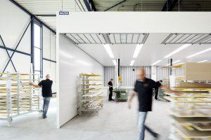 Heesen expands interior workshop