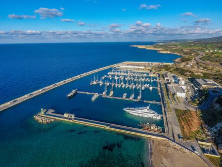North Cyprus marina awarded 5 Gold Anchor rating