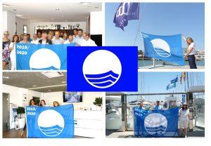 IPM Group marinas retain Blue Flag honor