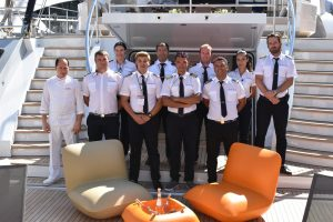 Monaco19: On the docks on Day 4