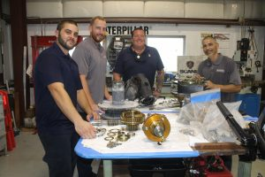 Bradford techs up skill level and teamwork with training
